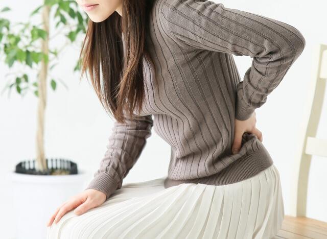 腰には常に負担が、かかってしまう理由
