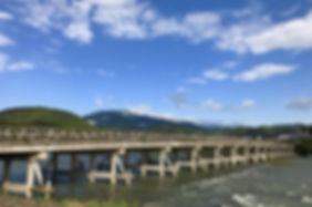 tour guide | Togetsukyou Bridge