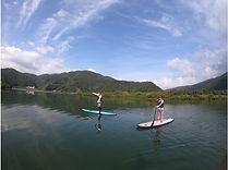 SUP &カヌー‼️奄美の森1DAYプラン
