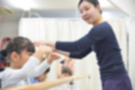 品川区中延の子どもバレエ教室「あらいりんバレエスタジオ」   無料体験レッスン