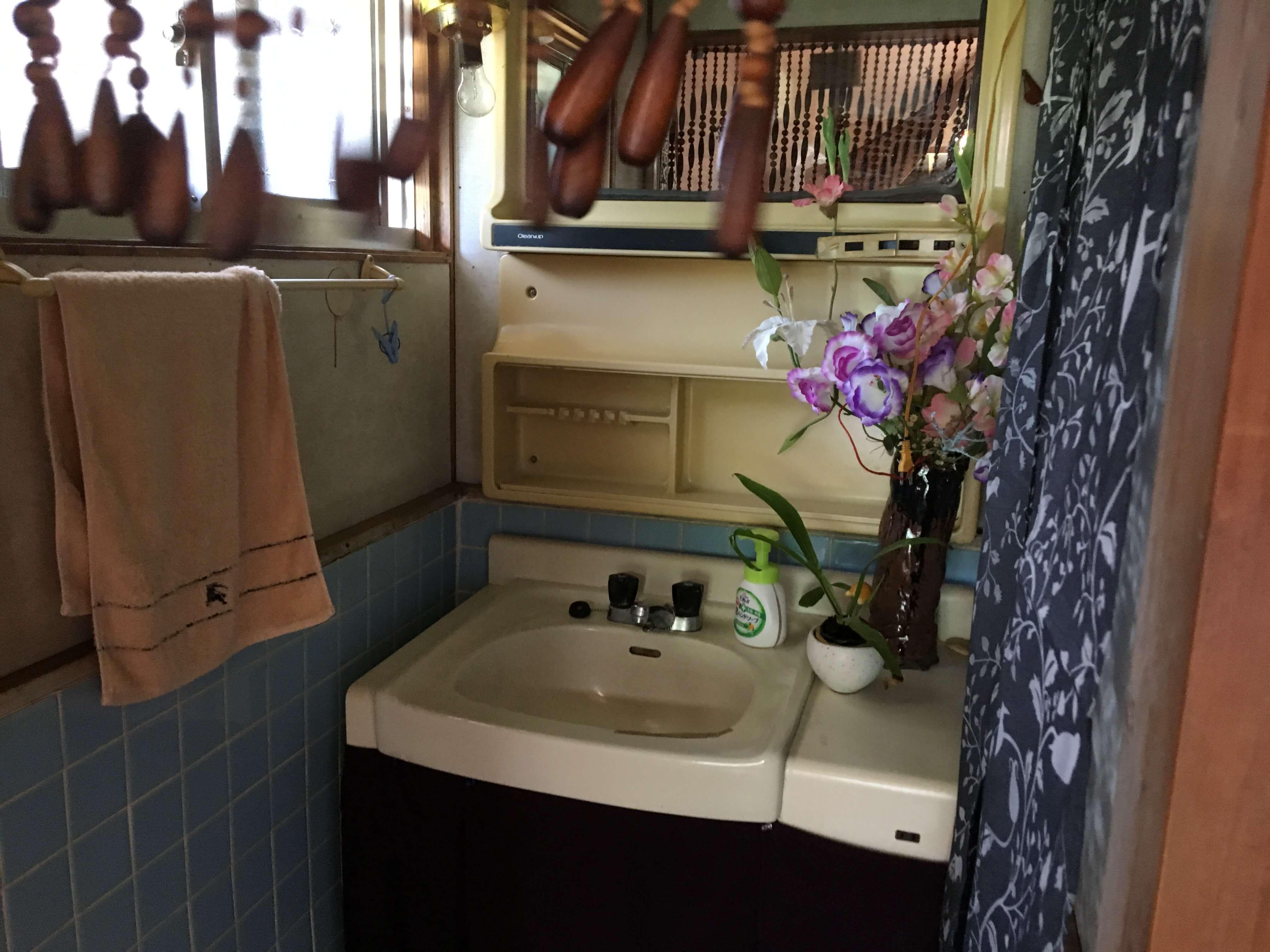 共用洗面台