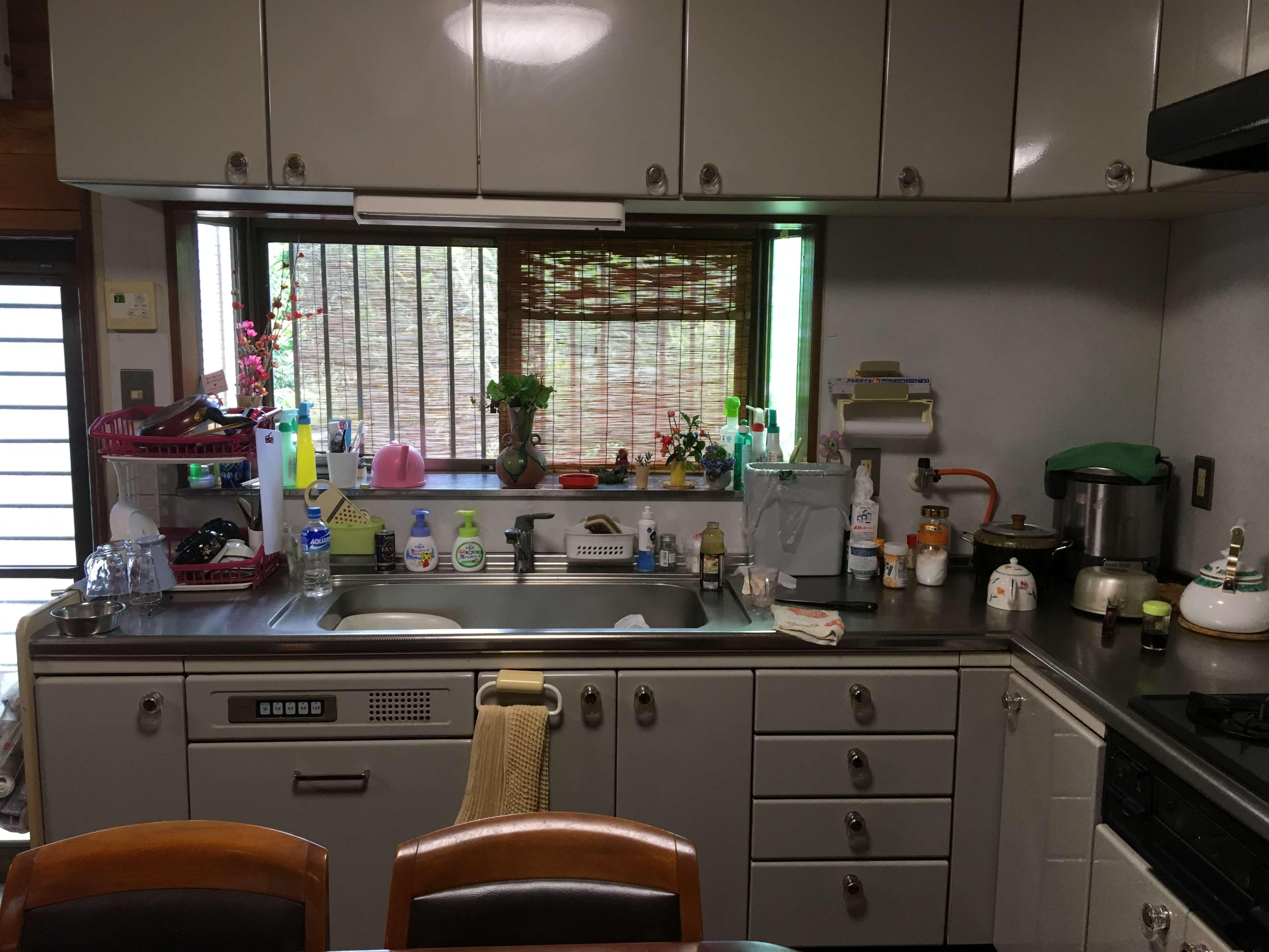 共用キッチンスペース