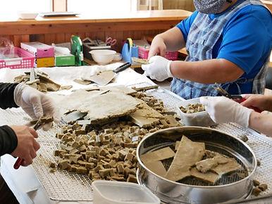 奄美大島名産 手造り黒糖・黒砂糖『水間黒糖製造工場』 | 生産量がわずかの水間製糖の幻の黒砂糖