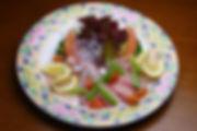 奄美カンパチのカルパッチョ