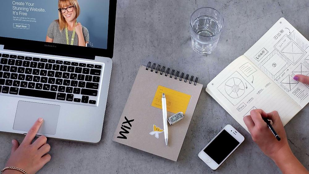 店舗HPに最適!Web予約やネット注文も可能なホームページ制作ツール『Wix.com(ウィックス)』