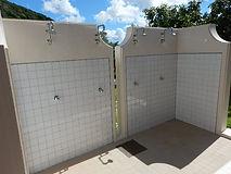小浜キャンプ場 | 屋外シャワー