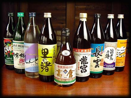 奄美大島限定 本格黒糖焼酎
