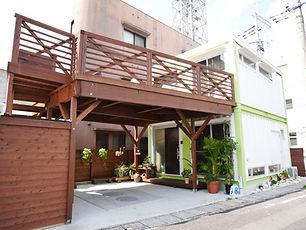奄美大島 瀬戸内町 古仁屋の一棟貸しゲストハウス『LAULELE(ラウレレ)』
