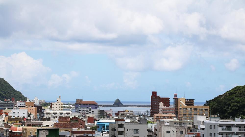名瀬は奄美の中心都市。スーパーコンビニ意外と便利なんです、奄美大島!