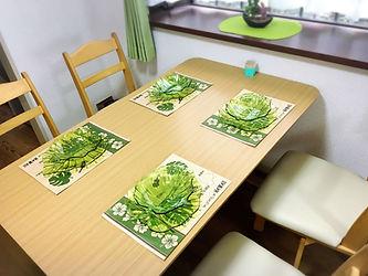 家庭的な温かい食事 | 障がい者グループホーム『グリーンリーフ』 | 東京都町田市成瀬の知的障がい者向け共同生活援助(小規模グループホーム)