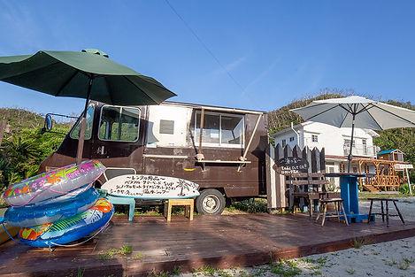 海の宿(seabal) | 奄美大島 崎原ビーチ『海大将』