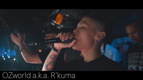 """OZWORLD"" Release Tour in Okinawa, 2019.06.22 at G+ OKINAWA"