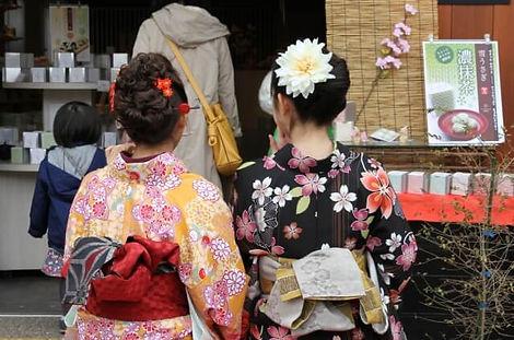 tour guide | Arashiyama Shopping