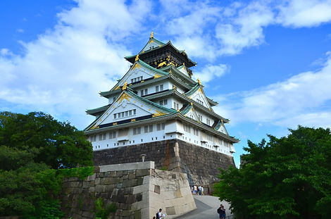 tour guide | Osaka Castle