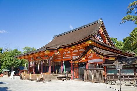 tour guide | Yasaka-jinja Shrine
