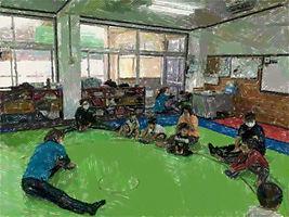 沖永良部島の児童発達支援事業所ぽてと&放課後等デイサービス事業所放課後ぽてと | 特定非営利活動法人おきえらぶ子どもリハビリサポートセンター