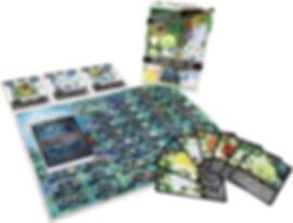 アトモンプラスグリーン拡張パック 遊びながら元素を学習できる化学バトル知育ゲーム!