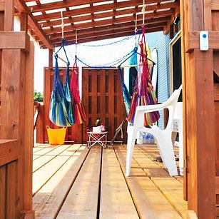 共有スペース | 奄美大島 瀬戸内町 ゲストハウス『リゾネッチャヴィラ・イン・嘉鉄』
