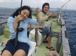 奄美,奄美大島,釣り,体験,ダイビング,サラサ,シュノーケリング,ベビー