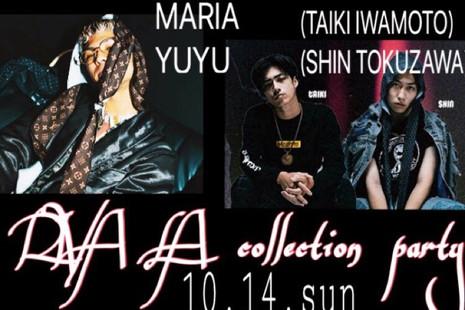 RIVA LA COLLECTION PARTY 2018年10月14日(SUN)