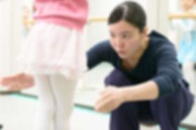 品川区中延の子どもバレエ教室「あらいりんバレエスタジオ」 | 楽しく、時に厳しく指導