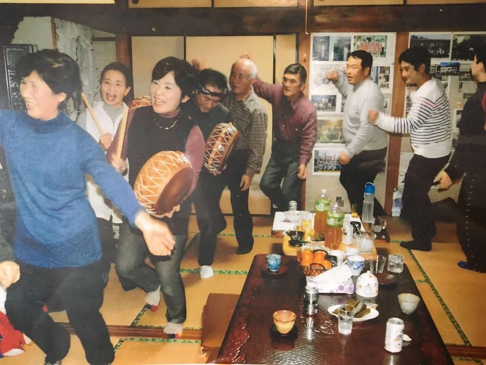 奄美大島 八月踊り 体験民宿