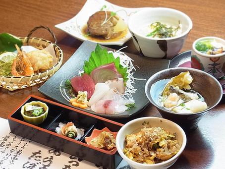 奄美大島の郷土料理をあれもこれも楽しめる「奄美満喫コース」のご紹介