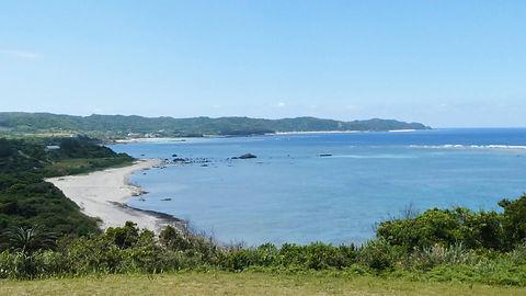 ①北大島一日観光(約6~7時間)