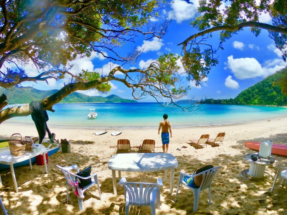 コウトリビーチ1DAYプラン (お弁当付き)