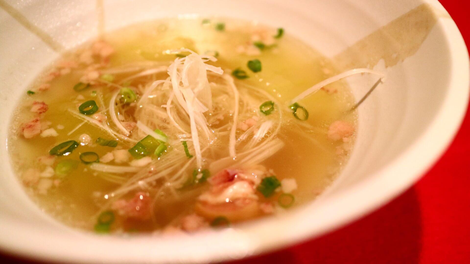 ヤギ汁(塩・味噌)&イノシシ汁 | 奄美大島 名瀬【屋仁川】人気の島料理