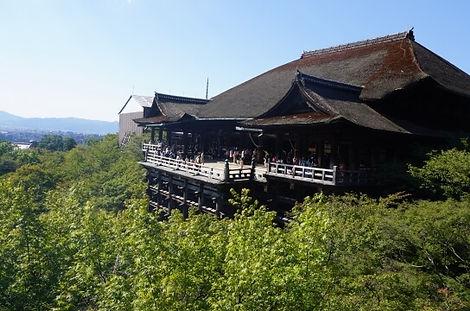 tour guide | Kiyomizu-dera Temple