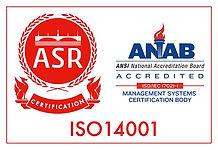 リカザイ株式会社|ISO14001認証