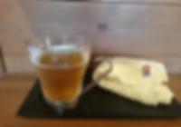 新潟市東区(新潟県)の美容室『bergamotto hair(ベルガモットヘア)』のヘッドスパ⑥最後に癒しのドリンク