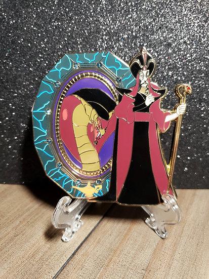 JH REBORN: Jafar Qualifier Pin / Pre-Order