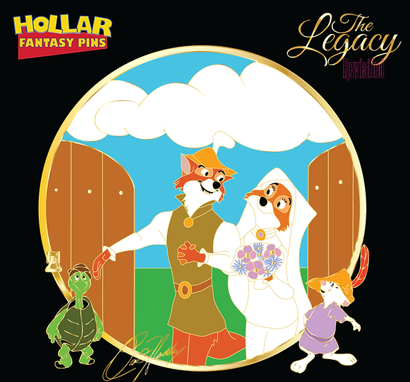 Legacy Revisited: Robin Hood /  (Only 12 Available)