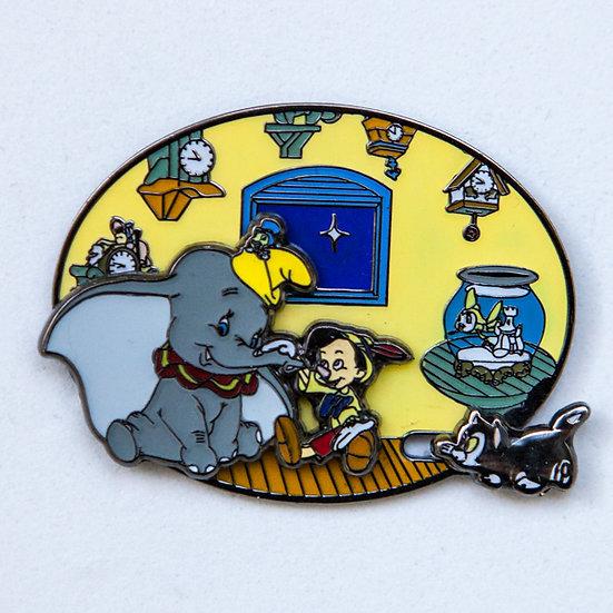 #2 - Hello Dumbo: Pinocchio