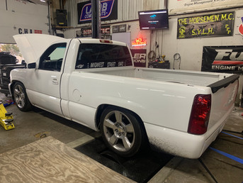 ShopTruck makes 1100hp on the dyno!