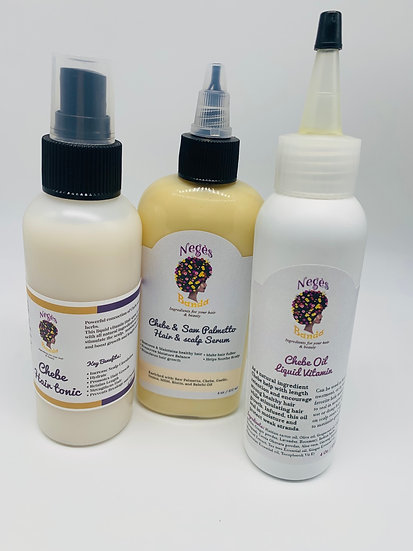 Chebe Hair growth kit