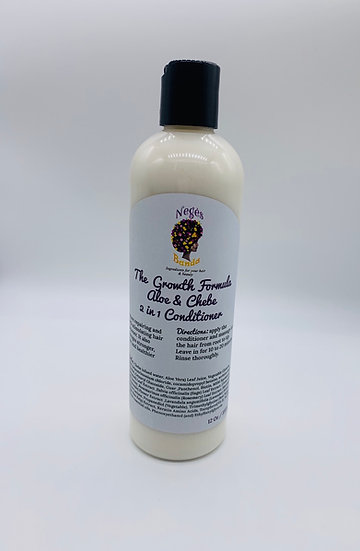 Chebe 2 in 1 hair growth conditioner  12 oz