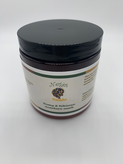 Honey & Hibiscus moisture mask