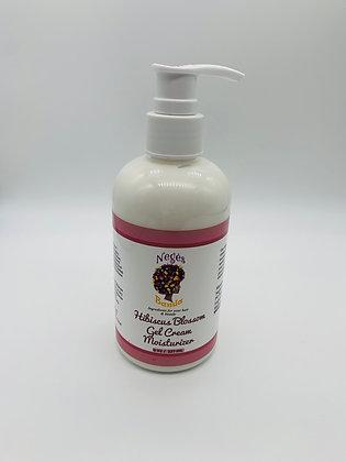 Hibiscus Blossom Gel-cream Moisturizer 8oz