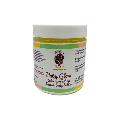 Baby Glow Skin correcting Face & Body butter