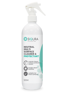 Siqura Neutral Multi Suface Cleaner and