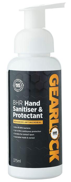 Gearlock 8 Hr Hand Sanitiser & Protectan