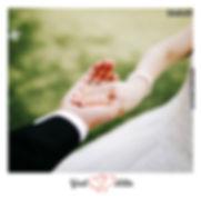 מסגרת מגנט חתונה