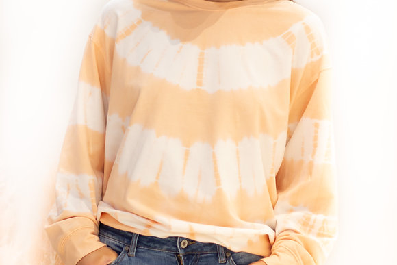 Peaches And Cream Sweatshirt