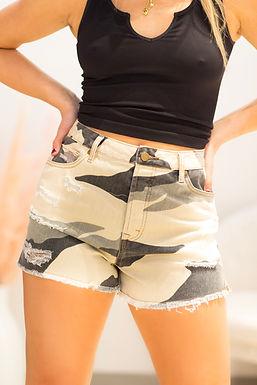 My Favorite Camo Shorts