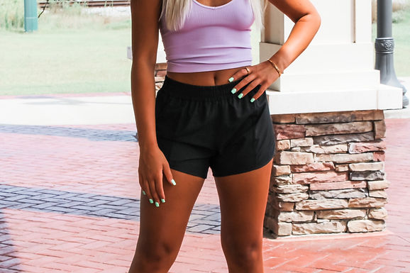 The Sport Shorts In Black