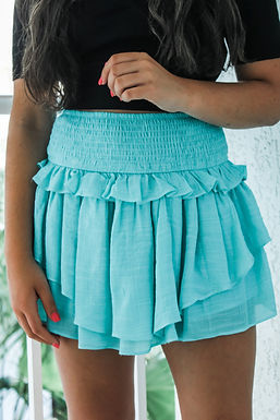 The Isabella Collection - Shake It In Aqua