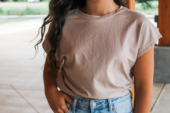 Believe Me In Taupe